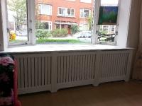 radiator ombouw