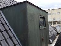 trespa dakkapel bekleding oude situatie